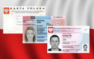 Вид на жительство Польши по Карте Поляка