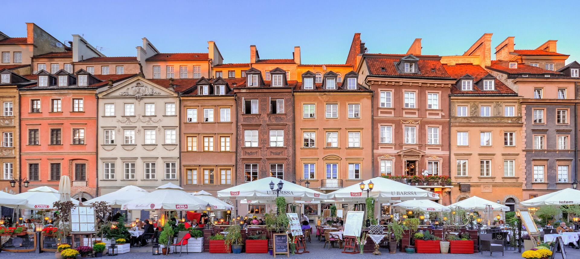 Варшава, Рынек фото